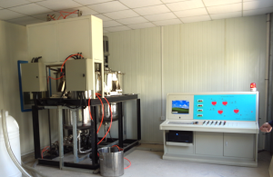 Bio-oil emulsion fuel production device with daily output of 10 tons